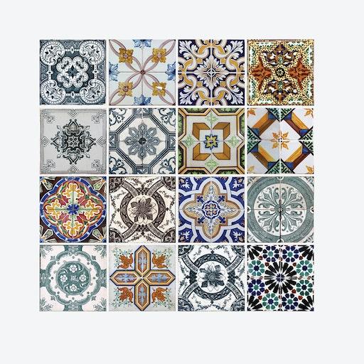 Flexiplus Mediterranean Tiles