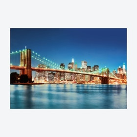 Pont de Brooklyn Wall Mural