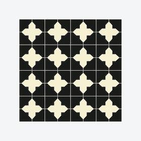 Crosses Pattern Self-adhesive Decal
