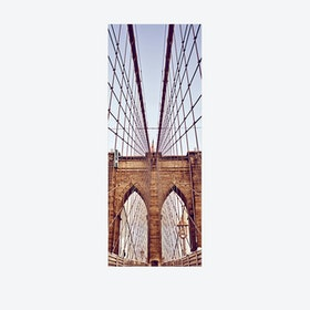 Brooklyn Bridge PVC Door Mural