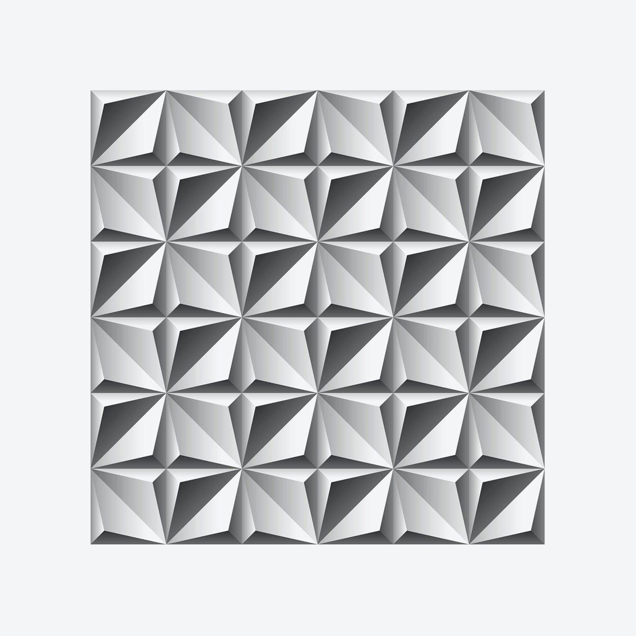 3D Northern Star Self-adhesive Wall Mural