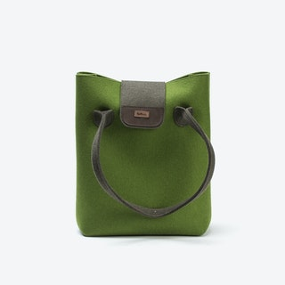 Practical Bag in Olive Green/Loden