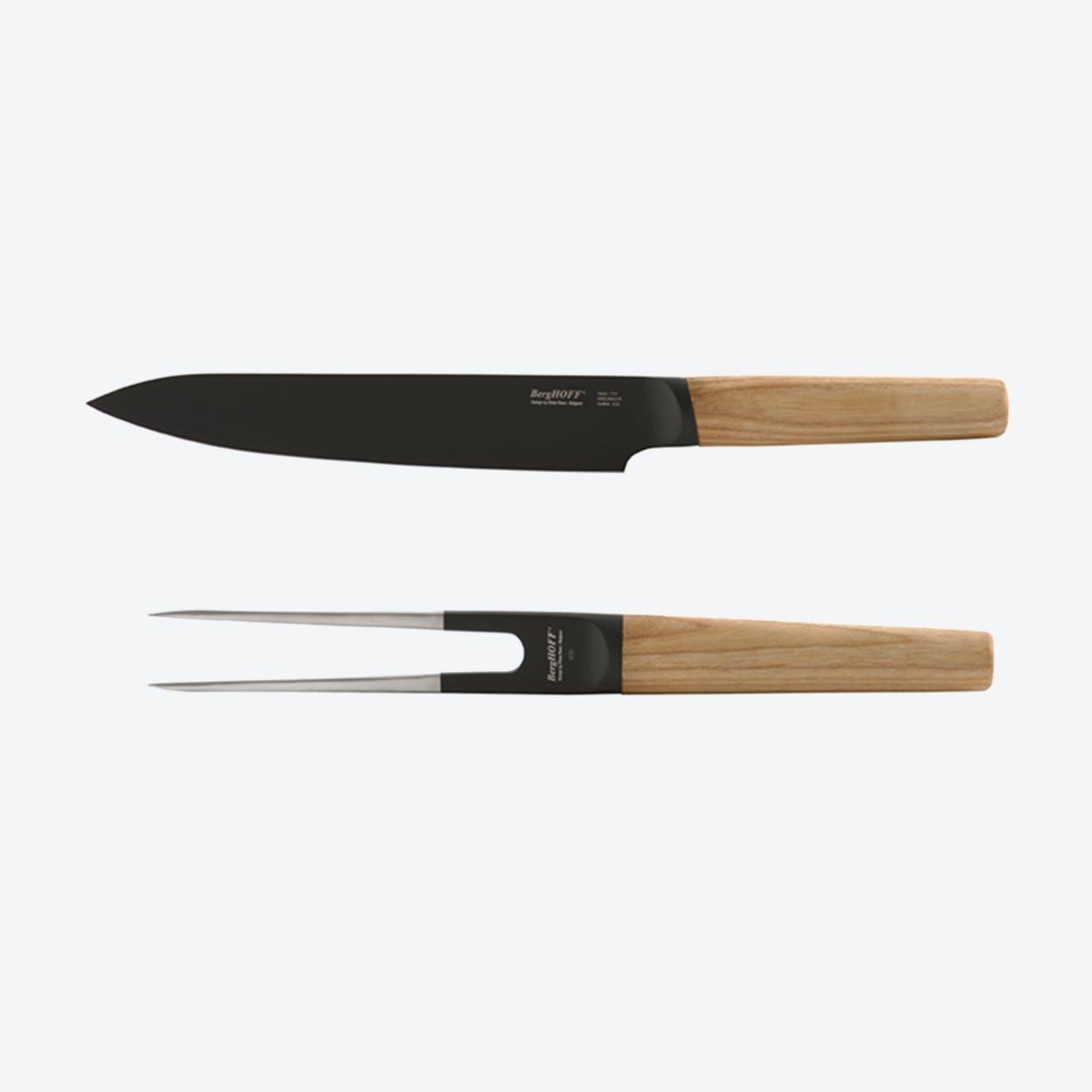 Carving Fork & Knife Set