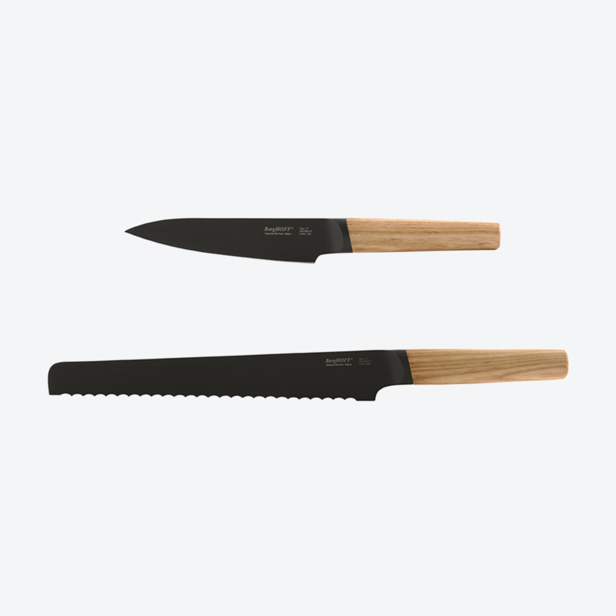 Bread and Chef's Knife Set