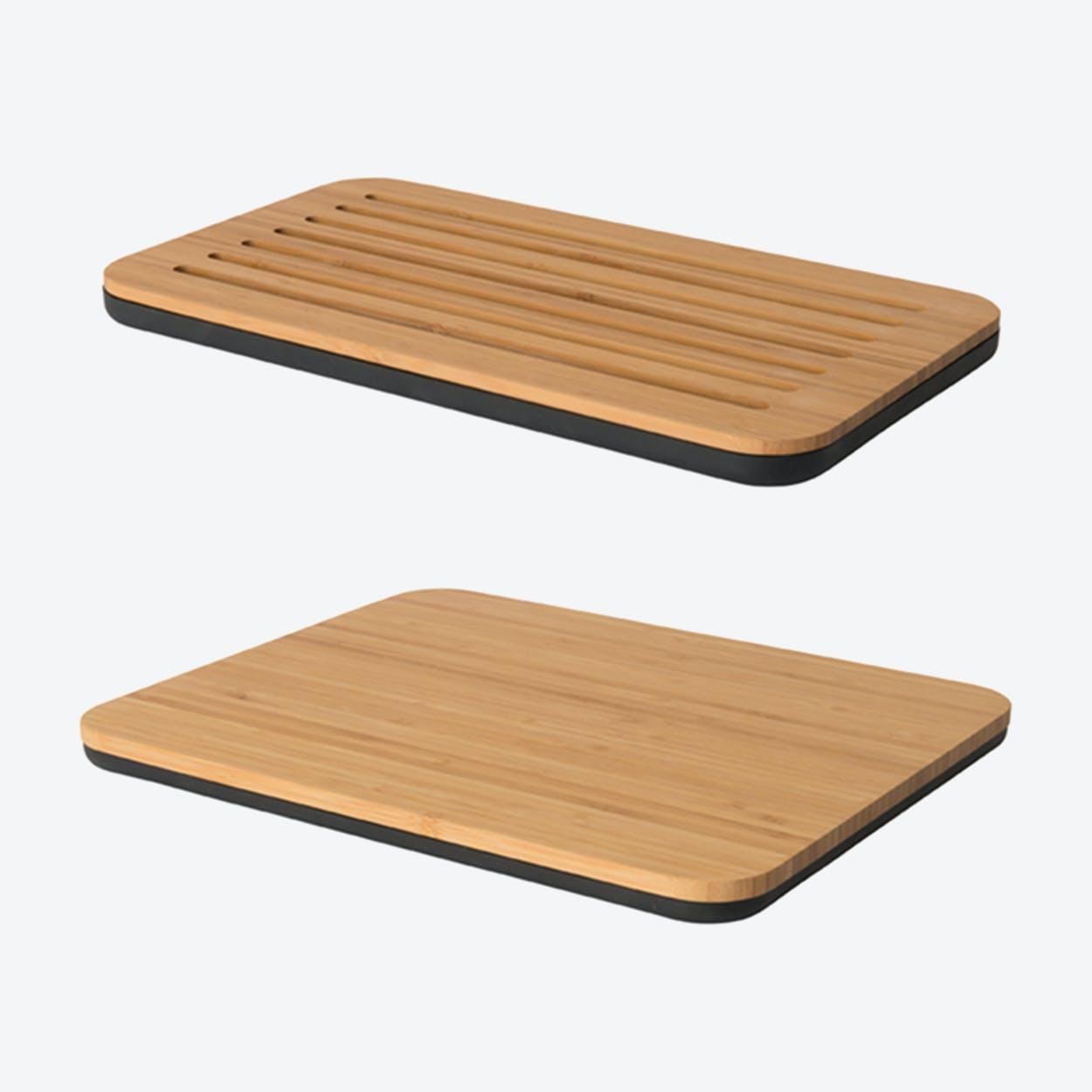 2-Sided Cutting Board Set