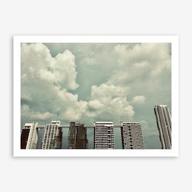 Kuala Lumpur 1 Art Print