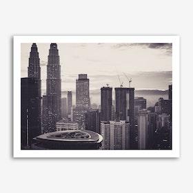 Kuala Lumpur Morning 1