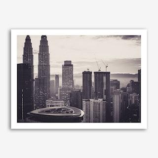 Kuala Lumpur Morning 1 Art Print