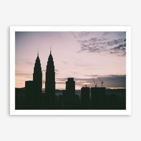 Kuala Lumpur Morning 2