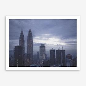 Kuala Lumpur Morning 5