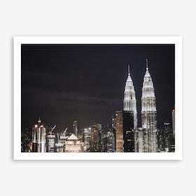 Kuala Lumpur Night 1