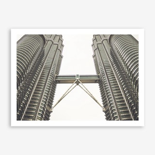 Petronas Twin Towers 3 Art Print