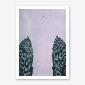 Petronas Twin Towers 4