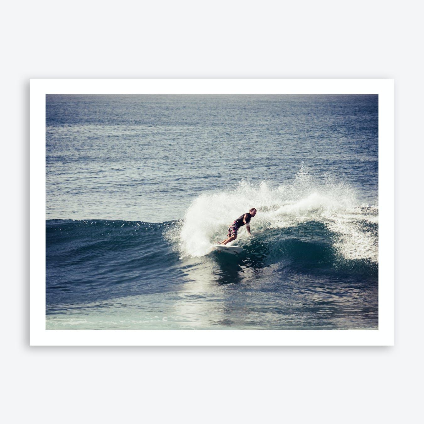 Surfer 2 Art Print