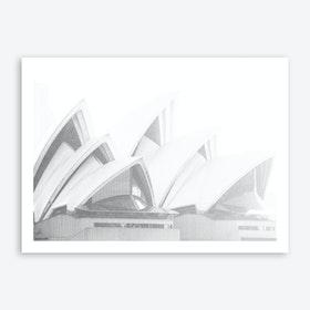 Sydney Opera 1 Art Print