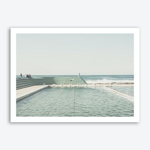 Rockpool_1 Art Print
