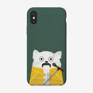 Cat Freddie Phone Case