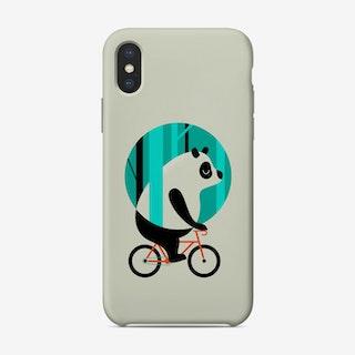 Panda Ride Phone Case