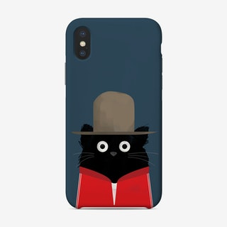 Cat Pharrell Phone Case