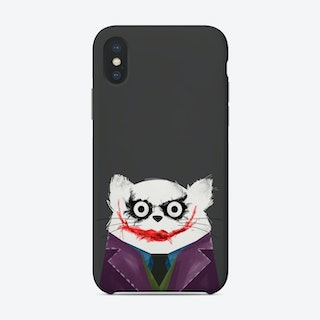 Cat Joker Phone Case