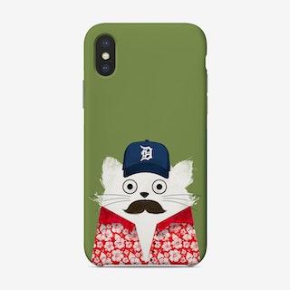 Cat Magnum Phone Case