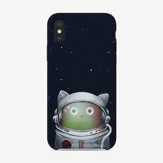 Cat Astronaut Phone Case