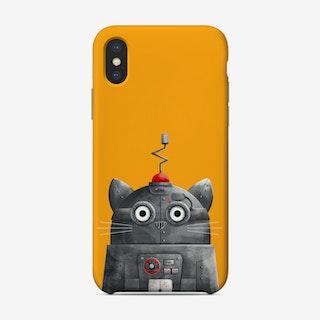 Cat Robot Phone Case