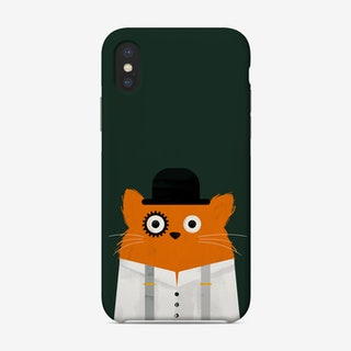 Cat Clockwork Phone Case