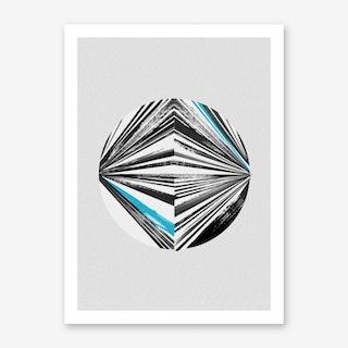 Circle Art Print I