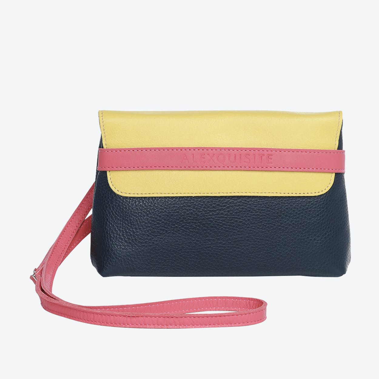 _ONE Crossbody in Coral