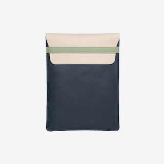 """_ONE 13"""" Laptop Case in Olive"""