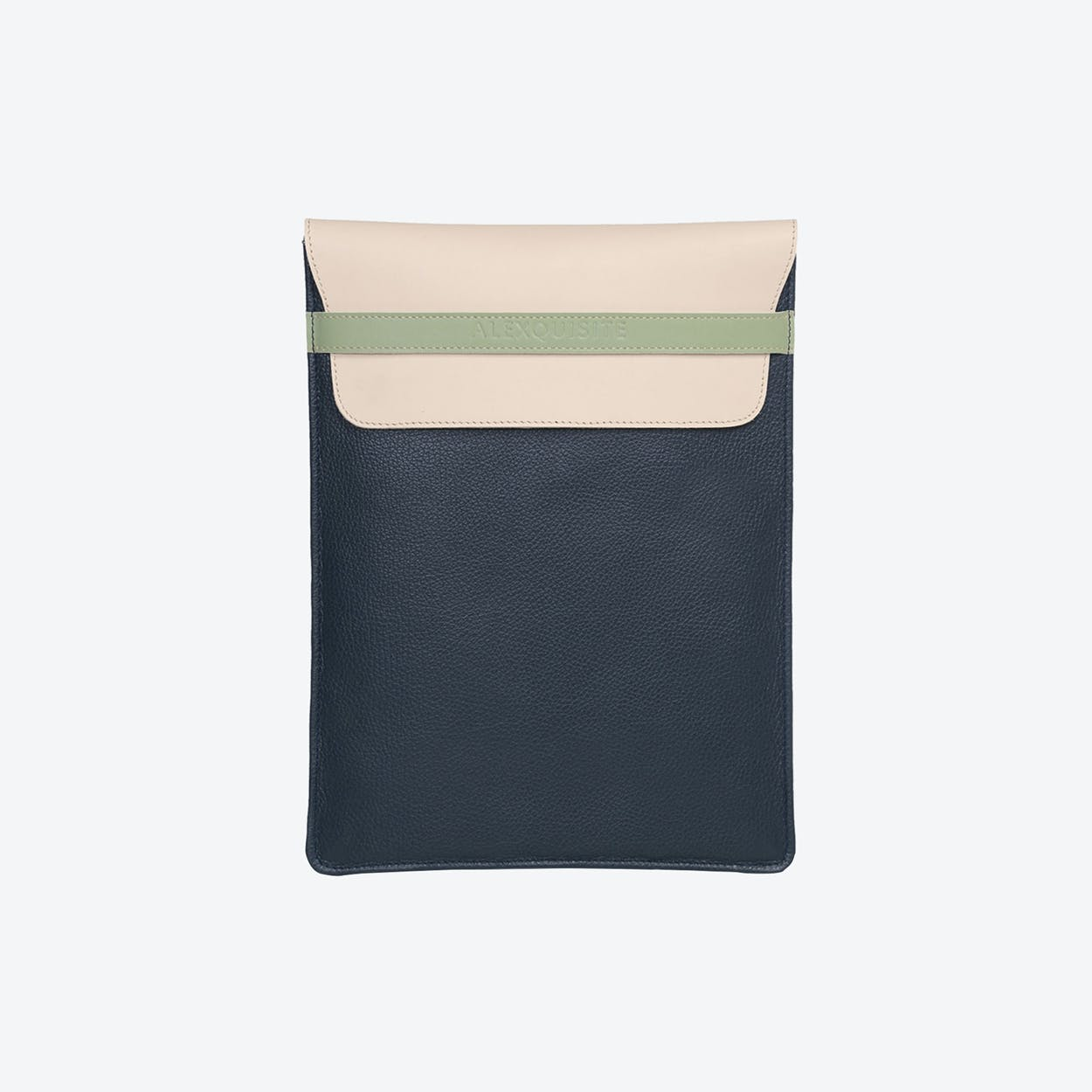 "_ONE 13"" Laptop Case in Olive"
