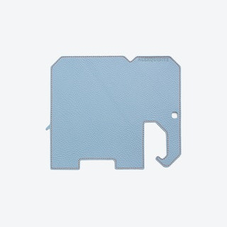 Elephant PET Mousepad in Ciel