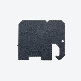 Elephant PET Mousepad in Midnight