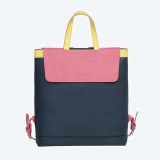 _ONE Backpack in Coral