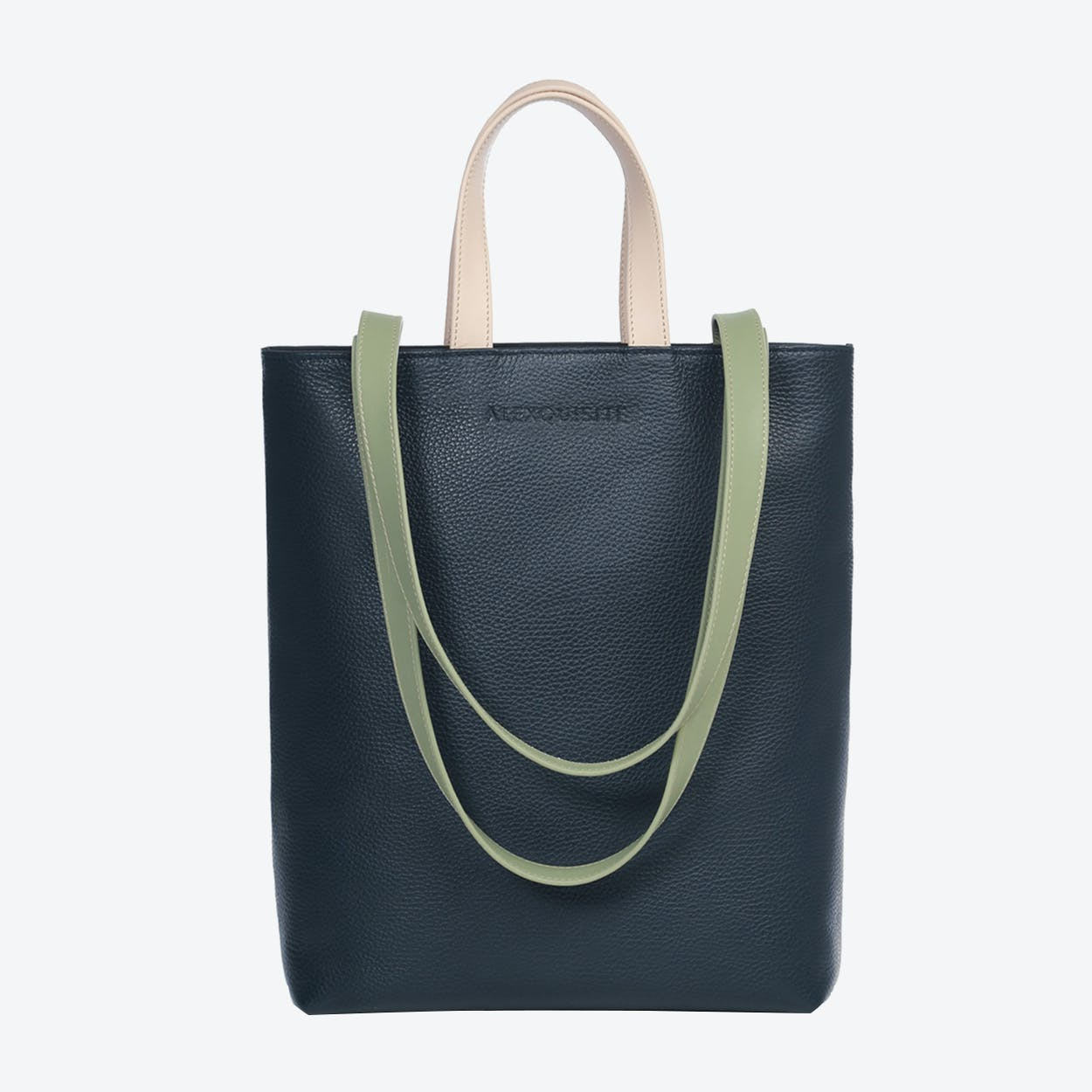 _ONE Tote Bag in Olive