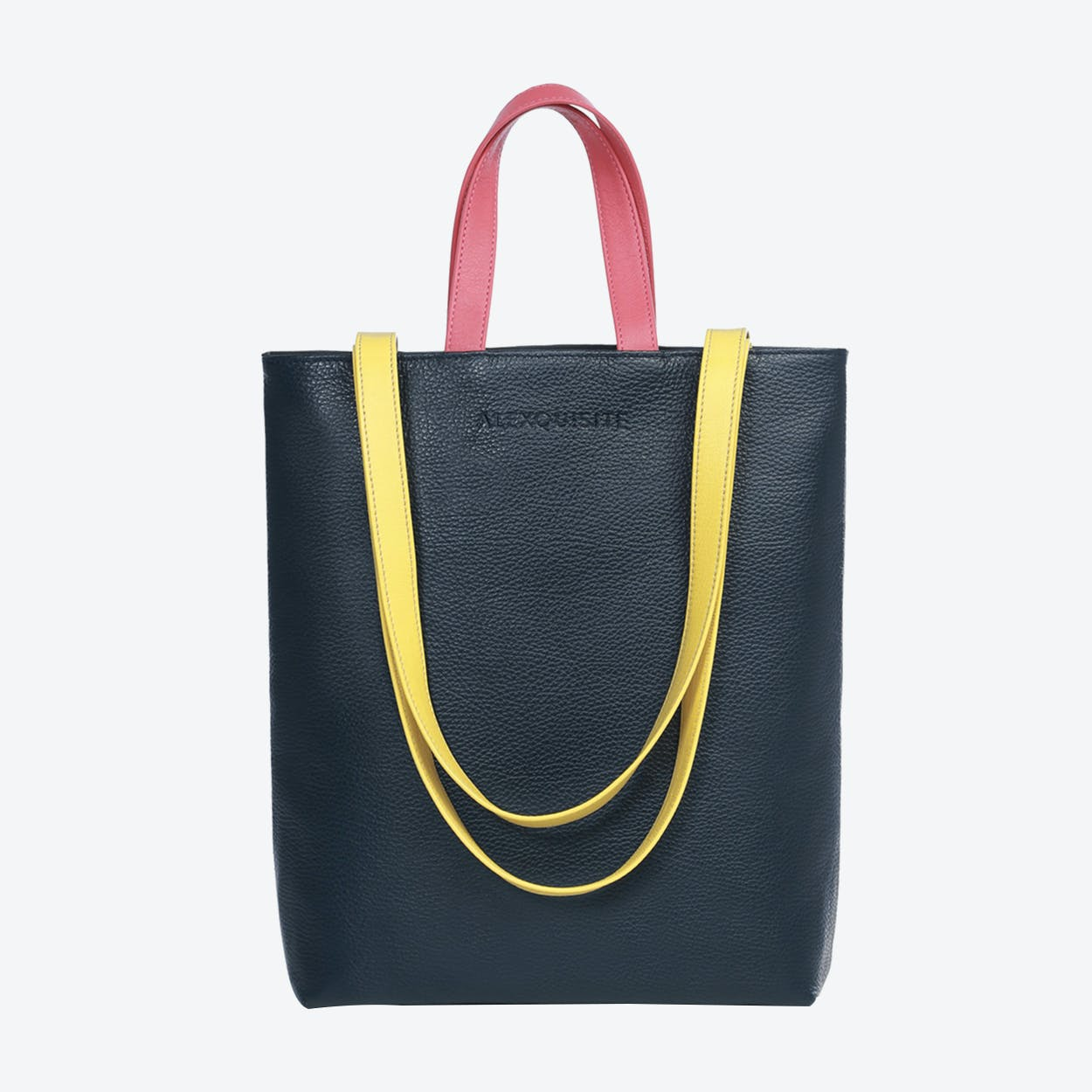 _ONE Tote Bag in Coral
