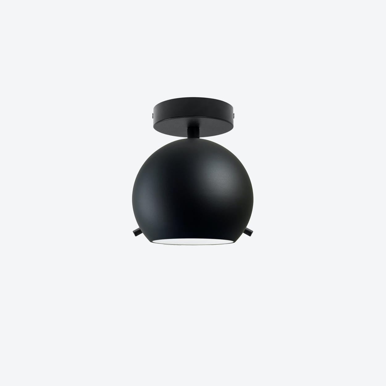 MYOO Ceiling Lamp in Matte Black