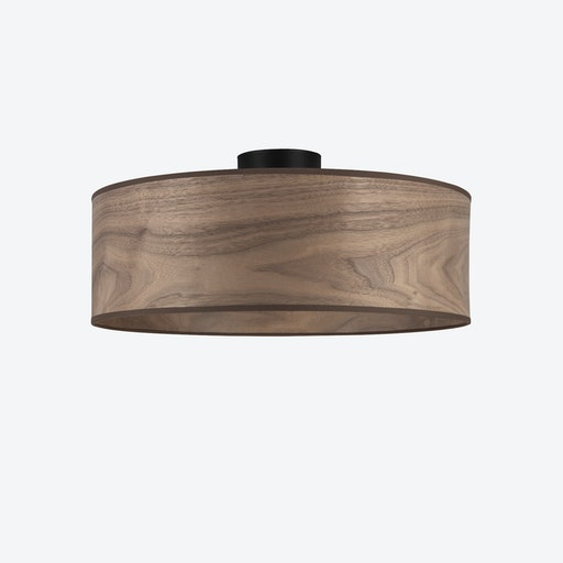 Tsuri XL Ceiling Lamp in Walnut