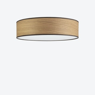 Tsuri L Ceiling Lamp in Oak