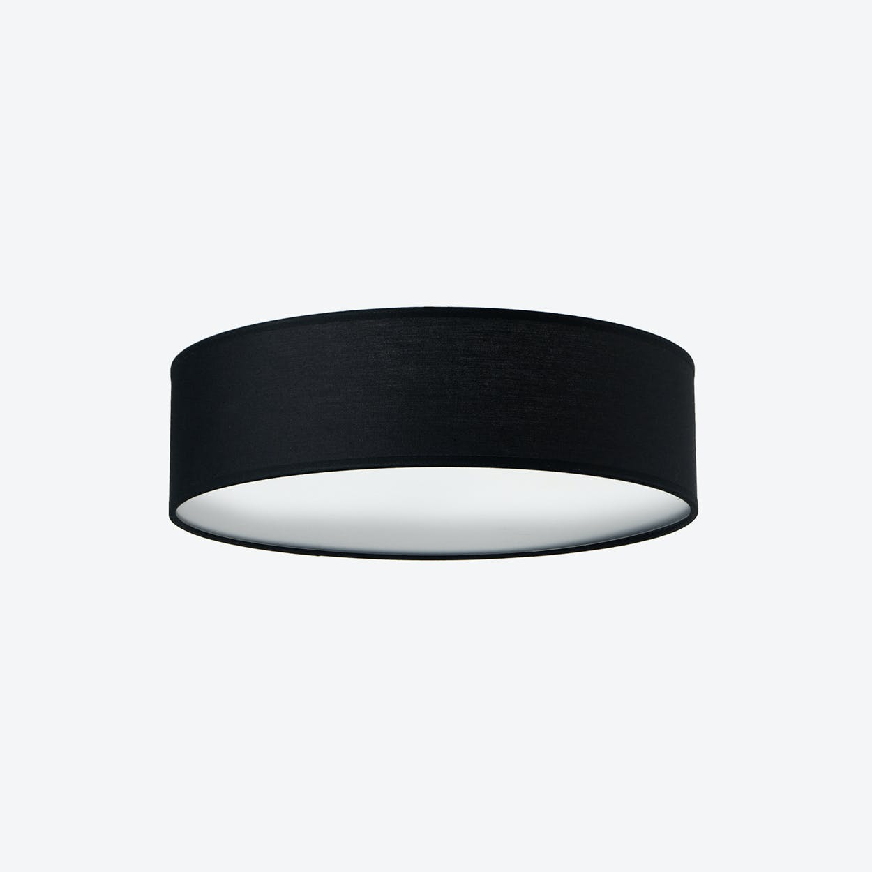 MIKA Large Ceiling Lamp in Black