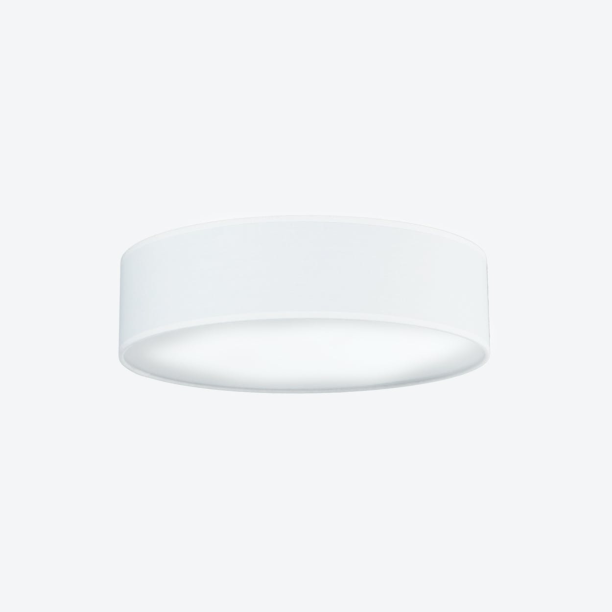 MIKA Large Ceiling Lamp in White