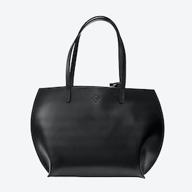 Luke Tote Bag in Black