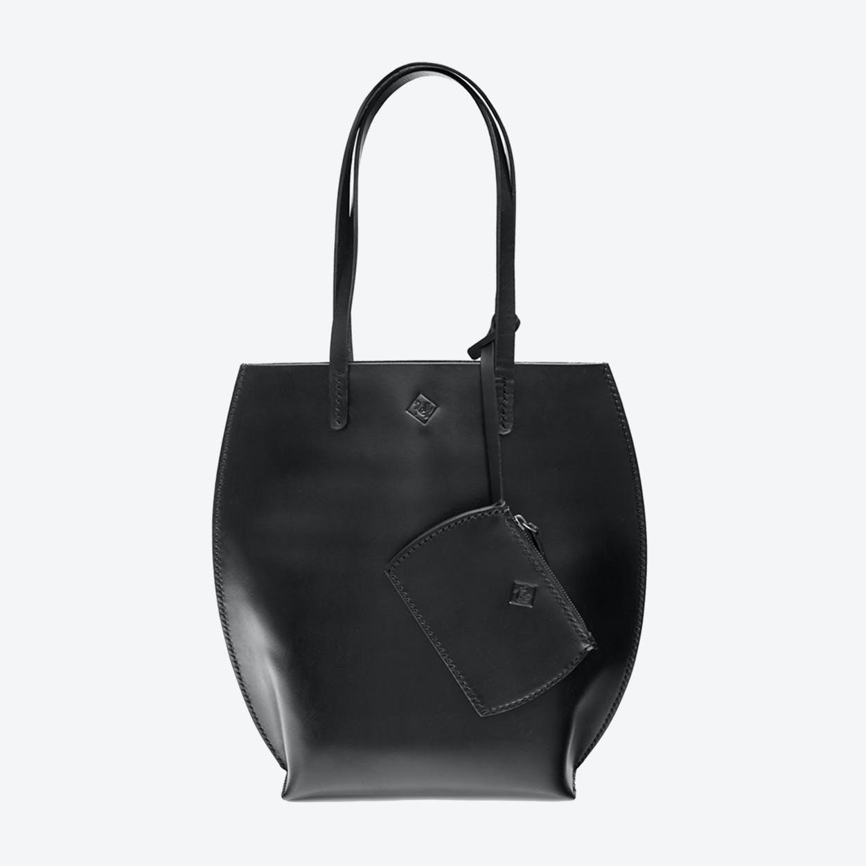 Maus Tote Bag in Black