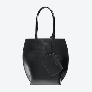 Maus Tote Bag in Black