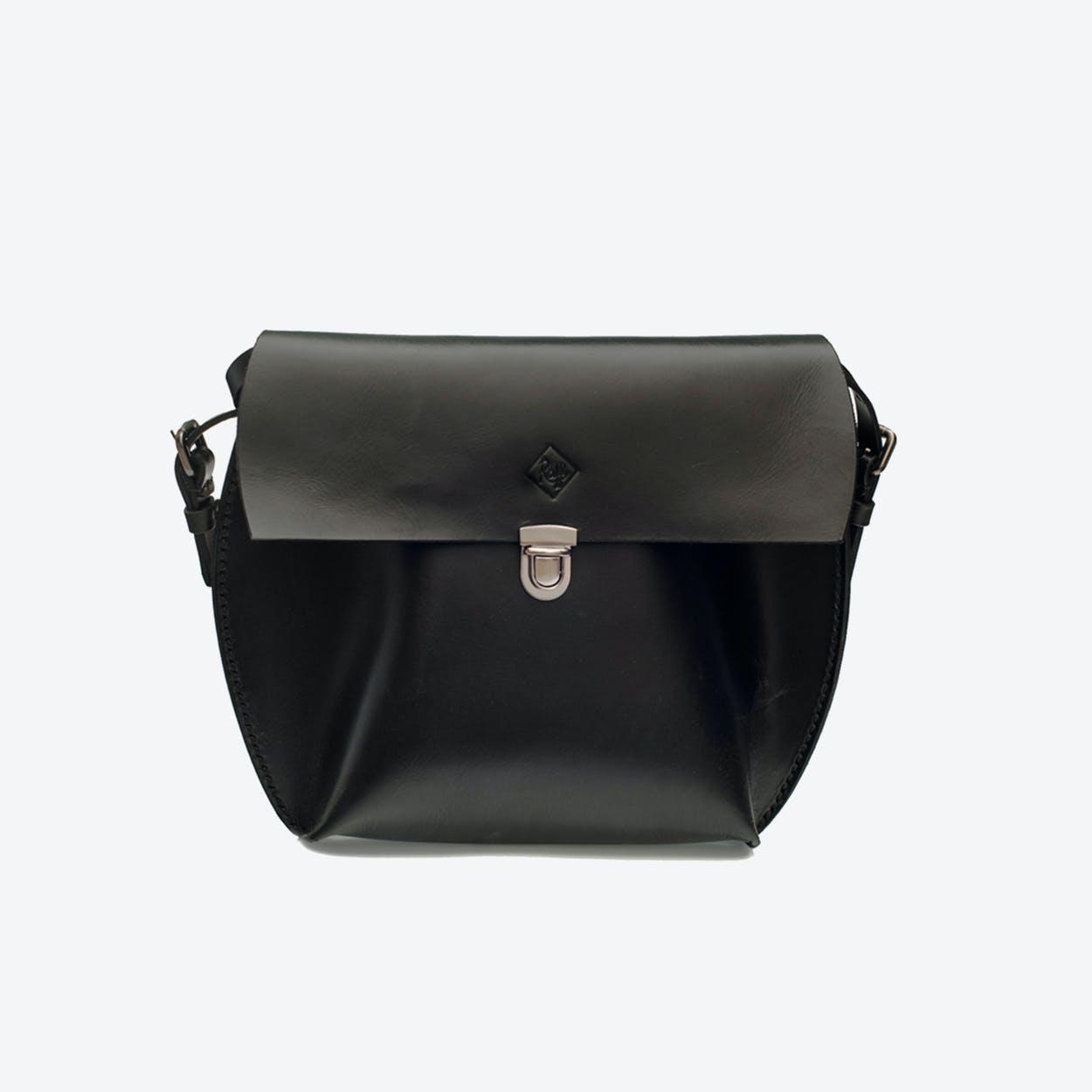 Hugo Backpack in Black