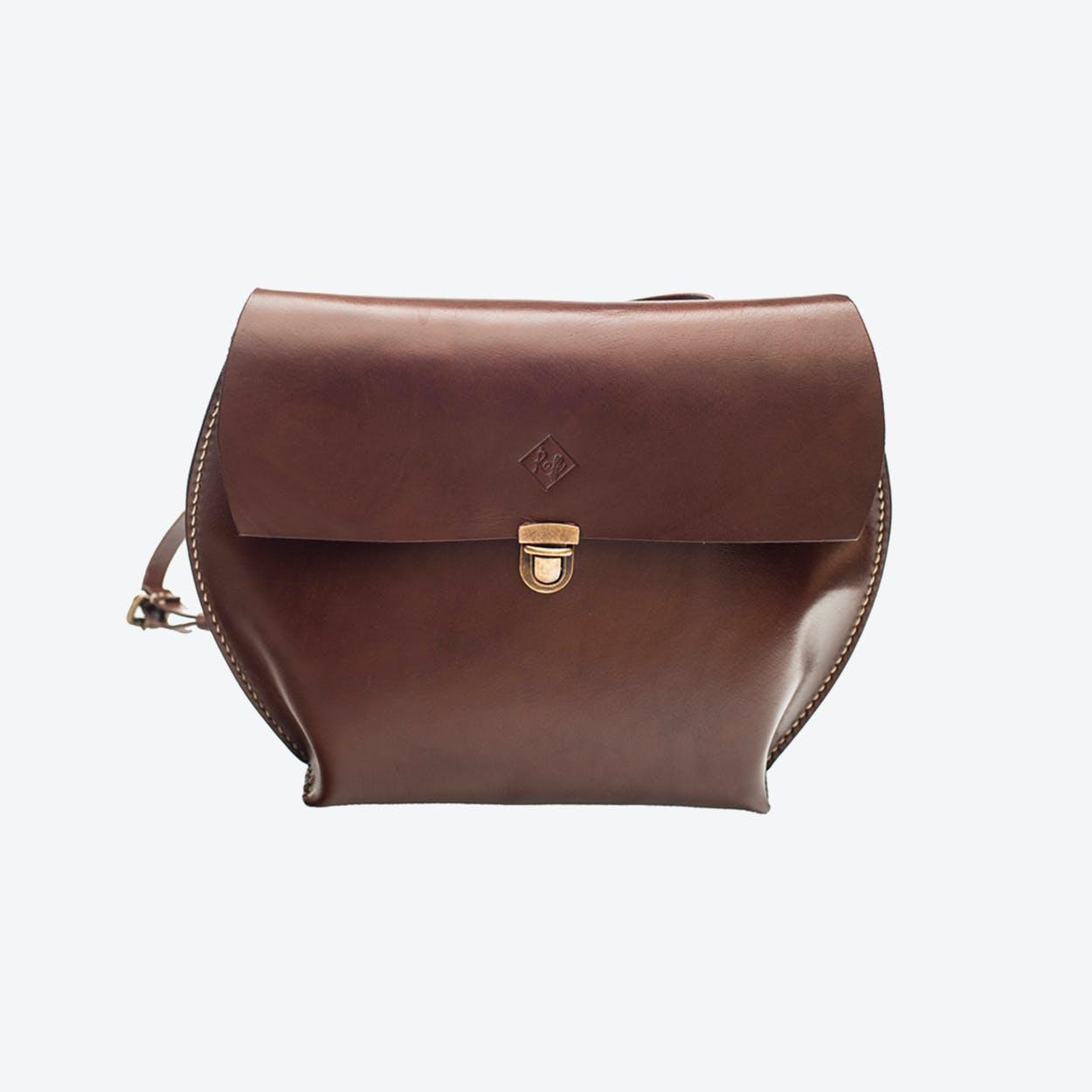 Hugo Backpack in Brown