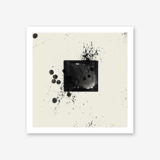 Abstract Study 3 Art Print