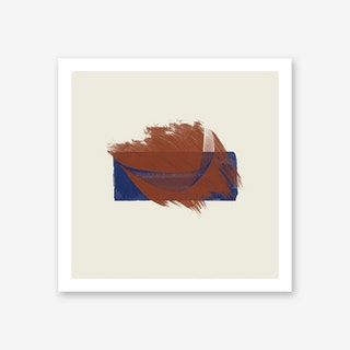 Abstract Study 9 Art Print