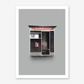 Berlin Photo Art Print